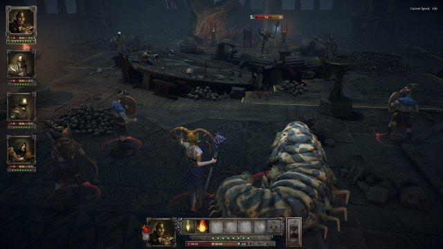 Screenshot - King Arthur: Knight's Tale (PC, PlayStation5, XboxSeriesX)