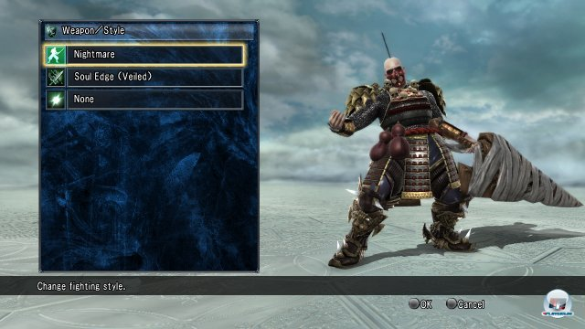 Screenshot - Soul Calibur V (PlayStation3) 2283412