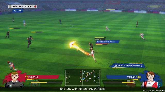 Screenshot - Captain Tsubasa: Rise of New Champions (PS4) 92622583