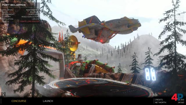 Screenshot - Rebel Galaxy Outlaw (PC) 92593560