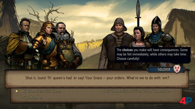 Screenshot - Thronebreaker: The Witcher Tales (Switch) 92604924