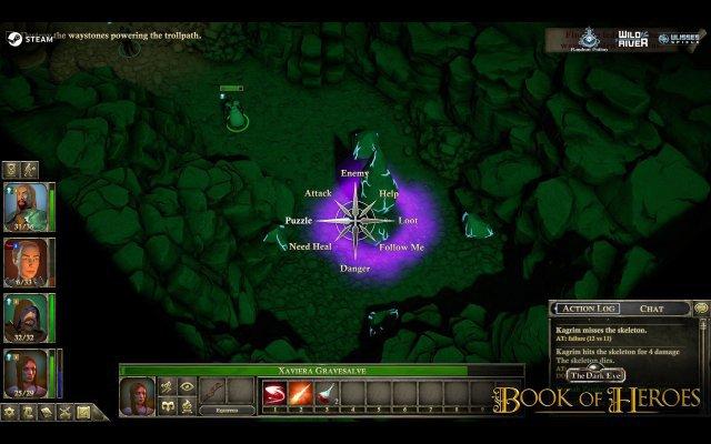 Screenshot - Das Schwarze Auge: Book of Heroes (PC) 92600693