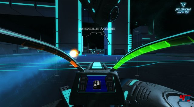 Screenshot - Fusion Wars (Android)