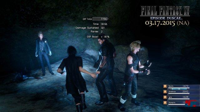Screenshot - Final Fantasy 15 (PlayStation4) 92500923