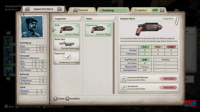 Screenshot - Achtung! Cthulhu Tactics (Switch) 92581534