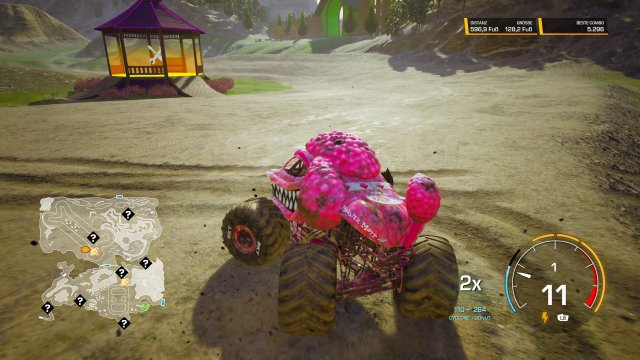 Screenshot - Monster Jam Steel Titans 2 (PC) 92636206