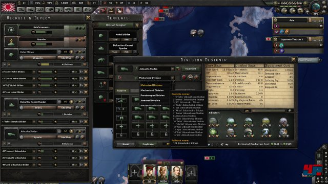 Screenshot - Hearts of Iron 4 (Linux) 92555692