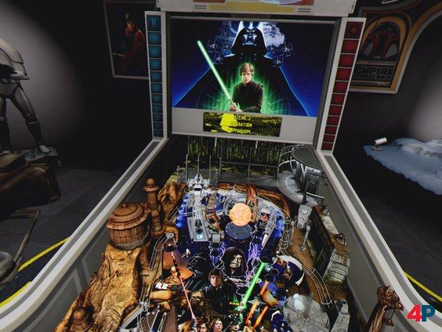 Screenshot - Star Wars Pinball VR (PlayStationVR) 92640887