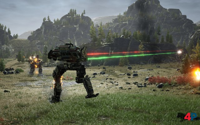 Screenshot - MechWarrior 5: Mercenaries (PC) 92602659