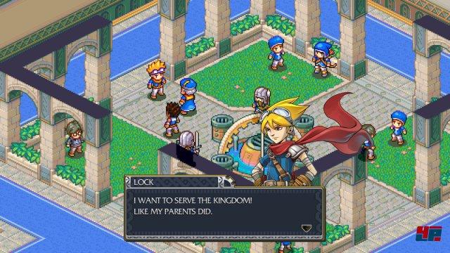 Screenshot - Lock's Quest - Hüter der Welt (PC)