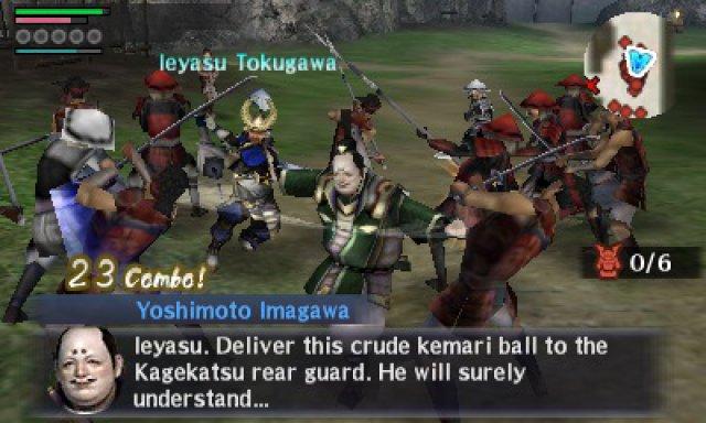 Screenshot - Samurai Warriors: Chronicles 3 (3DS) 92506558