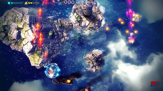 Screenshot - Sky Force Anniversary (Switch)