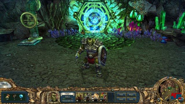 Screenshot - King's Bounty: Dark Side (PC) 92487695