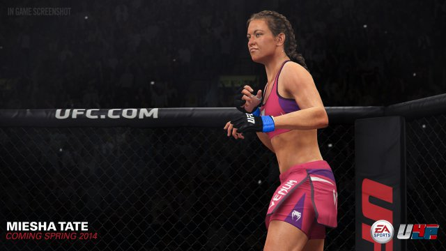 Screenshot - EA Sports UFC (PlayStation4) 92482817