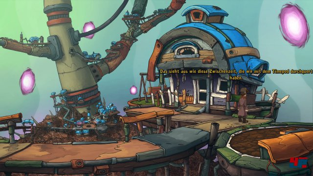 Screenshot - Deponia Doomsday (Linux) 92522010