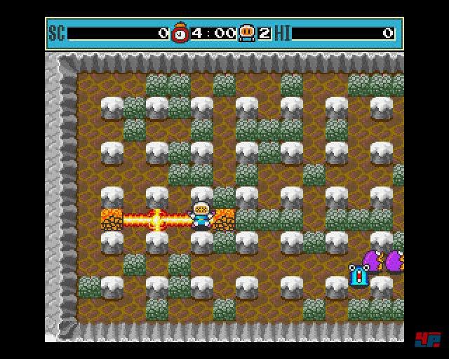 Screenshot - Bomberman - Dynablaster (Oldie) (PC) 92480784