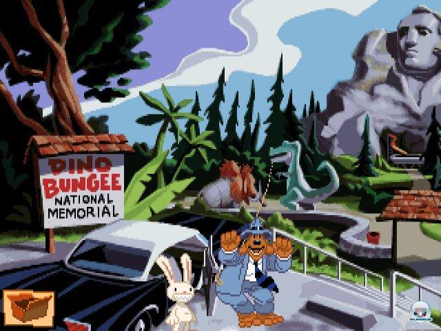 Screenshot - Sam & Max Hit the Road (PC) 92431912