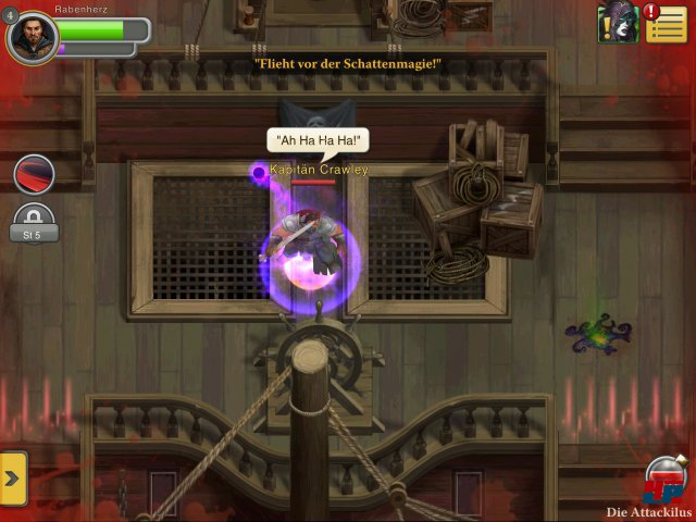 Screenshot - Ultima Forever: Quest for the Avatar (iPad) 92476972