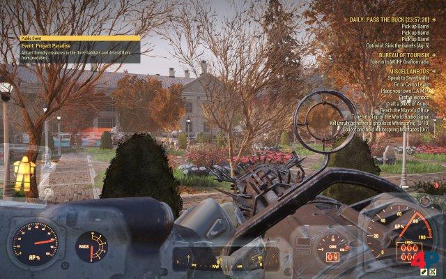 Fallout 76: Update 13 mit