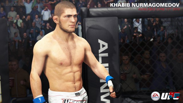 Screenshot - EA Sports UFC (PlayStation4) 92482810