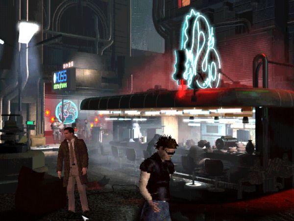 Blade Runner<br><br>Dass Ridley Scotts 1982er Thriller Blade Runner ein Klassiker ist, ist keine Frage - düster, visionär, einzigartig! All das gilt auch für das 1997er Spiel der legendären Westwood Studios, allerdings gibt es einen gewichtigen Unterschied: Das Spiel war ein gigantischer Flop! Teuer in der langen Entwicklung, technisch veraltet beim Erscheinen, von Fans geliebt, von kaum einem gekauft - der Anfang vom Ende für Westwood, das direkt danach von Electronic Arts aufgekauft wurde. Dennoch muss seine Rolle in der Geschichte der Adventures gewürdigt werden, denn Westwood wagte viel: Eine nicht-lineare Story, die parallel zum Film verlief. Ein Zufallsgenerator, der bei jedem neuen Spielstart dafür sorgte, dass sich Personen und Aufgaben leicht ändern, was schlussendlich zu 13 verschiedenen Enden führte. Action-Sequenzen, die eine Art Vorreiter der heute so populären Quicktime Reactions waren, in denen man damals schnell Ziele mit der Maus erwischen musste. Und natürlich die Technik selber, die auf eine Mischung aus vorgerenderten Hintergründen (die detailgenau den Umgebungen des Films nachempfunden wurden) und in Echtzeit berechneten Figuren setzte. Allerdings waren diese keine flachen 2D-Sprites, sondern dreidimensionale Voxel-Objekte - nur so niedrig aufgelöst, dass sich die Personen besonders in der Nahaufnahme in üble Pixelklötze verwandelten. Nun, immerhin entschädigten die für die damalige Zeit sagenhaften Renderfilme für diese Augenpein. 1718665