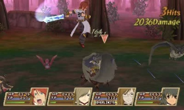 Screenshot - Tales of the Abyss (3DS) 2292407