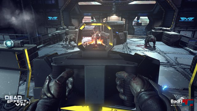 Screenshot - Dead Effect 2 VR (HTCVive) 92553651