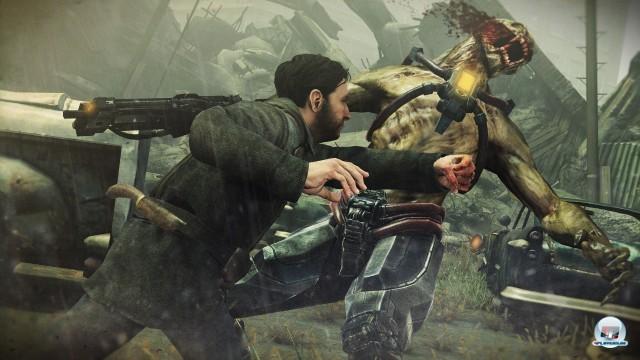 Screenshot - Resistance 3 (PlayStation3) 2227973