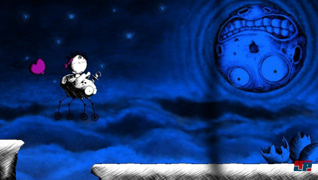 Screenshot - Murasaki Baby (PS_Vita) 92490857