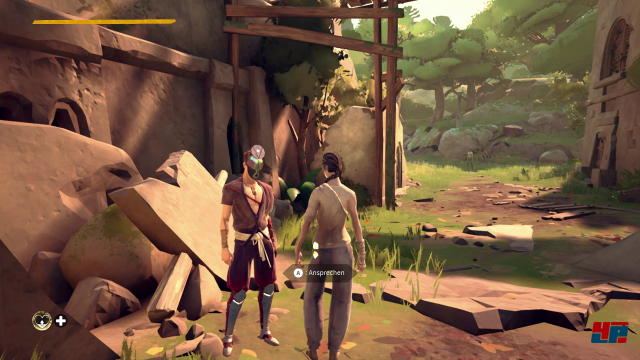 Screenshot - Absolver (One) 92580467