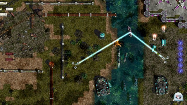 Screenshot - Machines at War 3 (Mac) 92460833