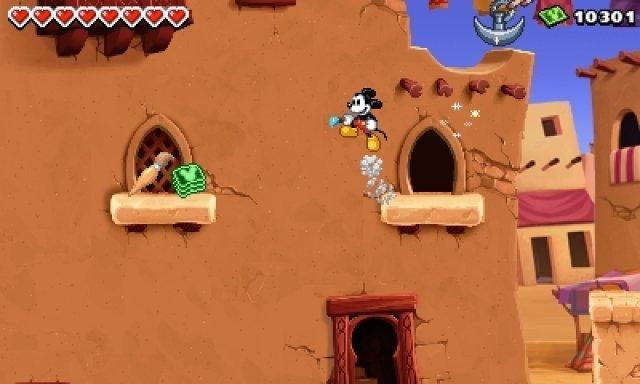 Screenshot - Micky Epic - Die Macht der Fantasie (3DS)
