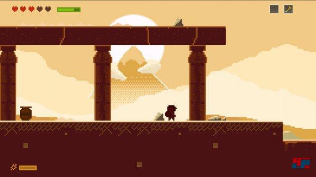 Screenshot - Elliot Quest (PC) 92503353