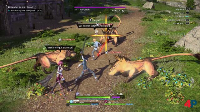 Screenshot - Sword Art Online: Alicization Lycoris (PS4) 92620114