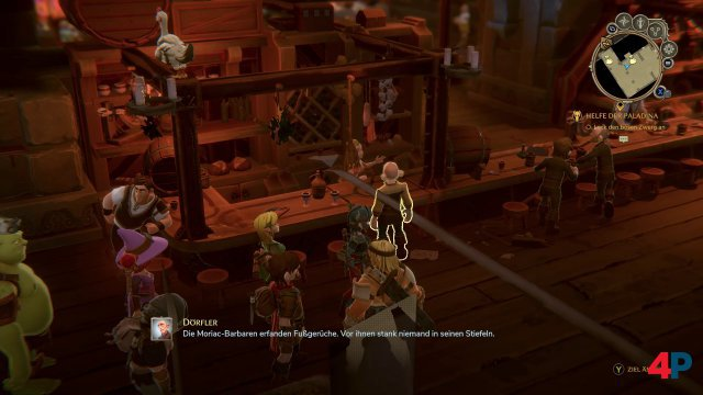 Screenshot - The Dungeon of Naheulbeuk: The Amulet of Chaos (PC) 92625765