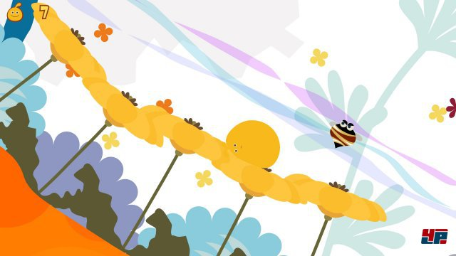 Screenshot - LocoRoco 2 (PS4)