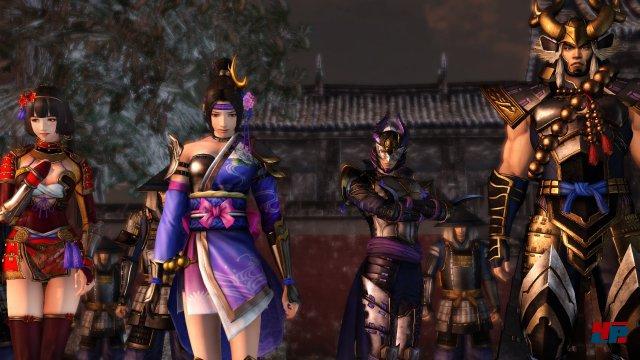 Screenshot - Samurai Warriors 4 (PlayStation4) 92492951