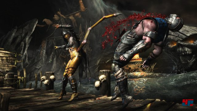 Screenshot - Mortal Kombat X (360) 92484421
