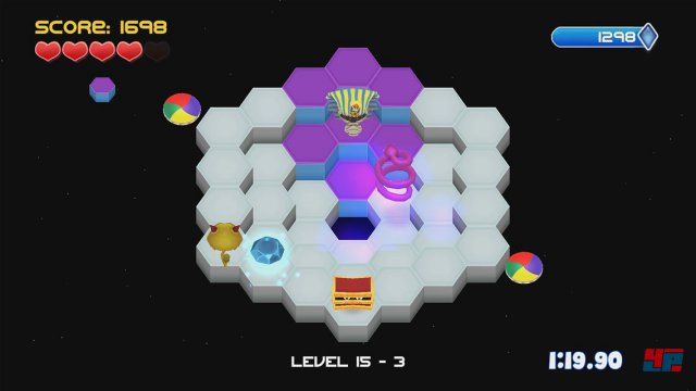 Screenshot - Q-Bert Rebooted (PC)