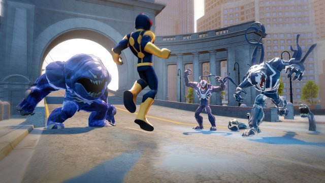 Screenshot - Disney Infinity 2.0: Marvel Super Heroes (360) 92484579