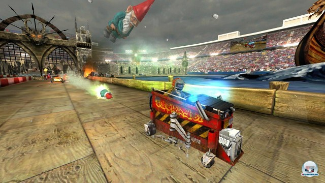 Screenshot - Jimmie Johnson's Anything with an Engine (PlayStation3) 2227078
