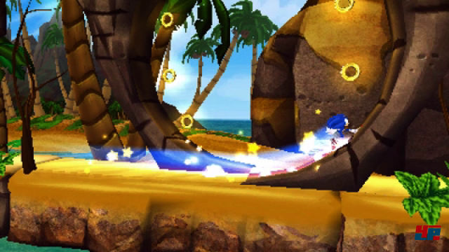 Screenshot - Sonic Boom: Der Zerbrochene Kristall (3DS)
