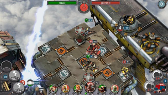 Screenshot - Aerena: Clash of Champions (Android) 92499221