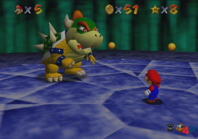 Screenshot - Super Mario 64 (N64) 92612016