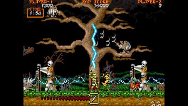 Screenshot - Capcom Arcade Stadium (Switch) 92630935