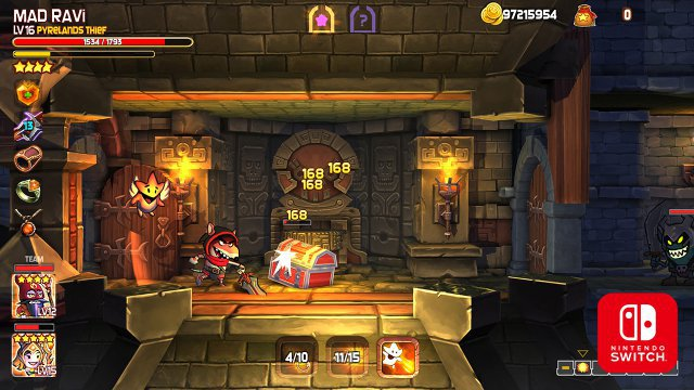 Screenshot - Dungeon Stars (Switch) 92582495