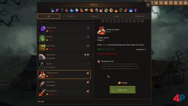 Screenshot - Dark Bestiary (PC) 92619342