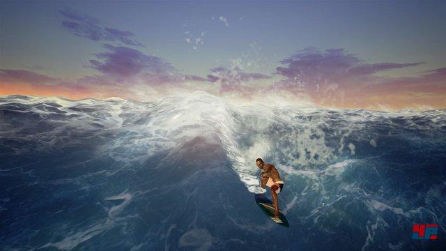 Screenshot - Surf World Series (PS4)