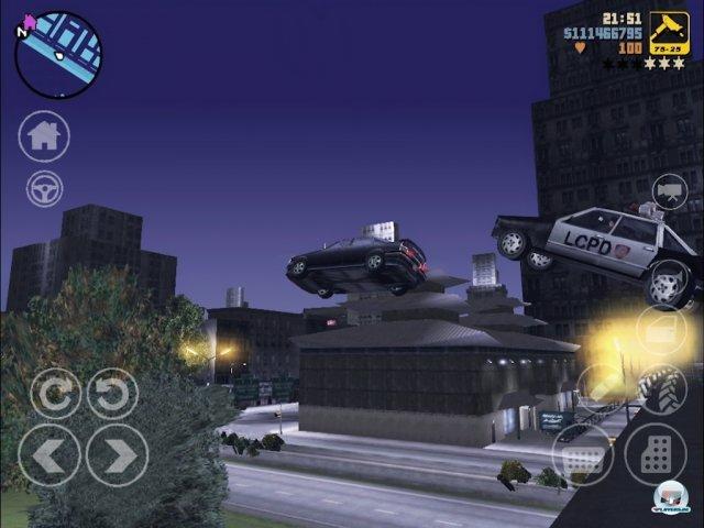 Screenshot - Grand Theft Auto III (iPad) 2299432