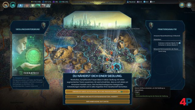 Screenshot - Age of Wonders: Planetfall (PC) 92593912